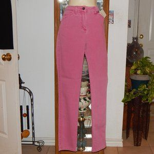 $151 BLUE WILLI'S Rose Pink Jeans sz 44 US L 14